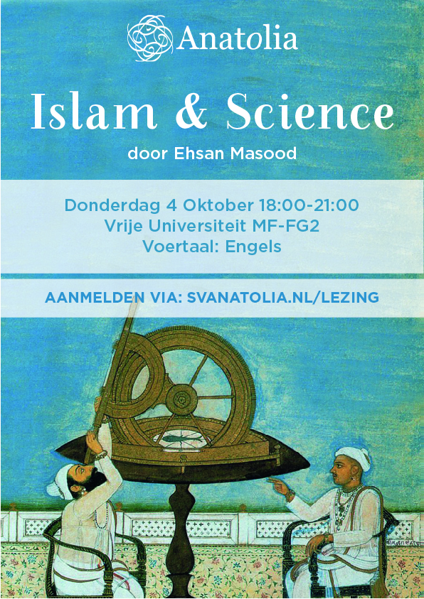 Lezing: Islam and Science